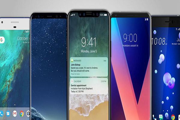 4 Smartphone Android Terbaik Pesaing iPhone X