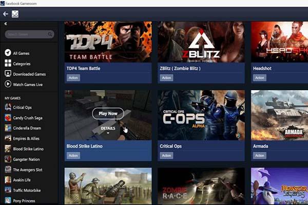 Suka game Facebook? Kamu harus download Facebook Gameroom, GRATIS!