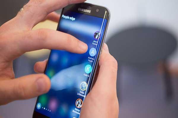 Samsung Galaxy S7 Rentan Diretas